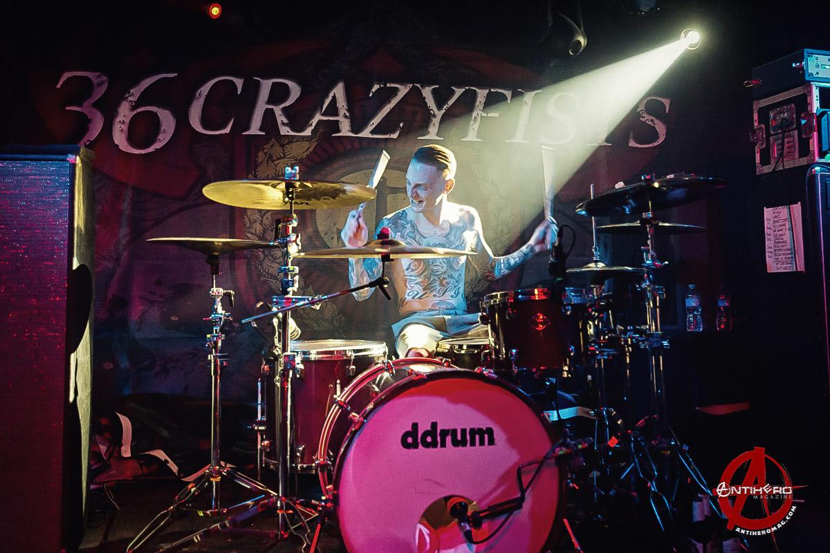 36 Crazyfists