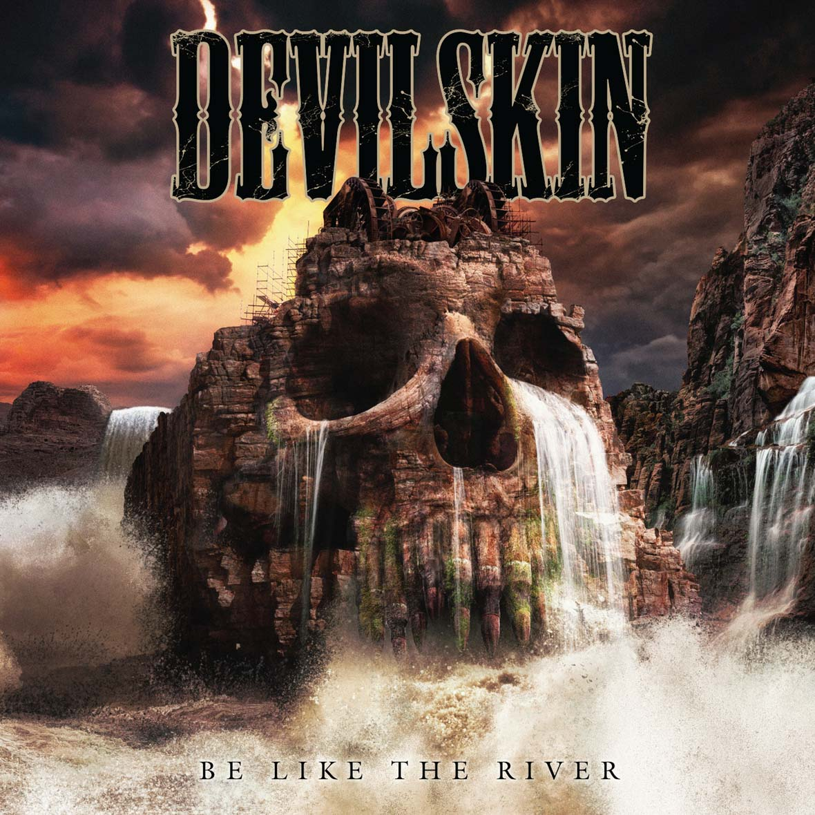 Devilskin - Be Like The River