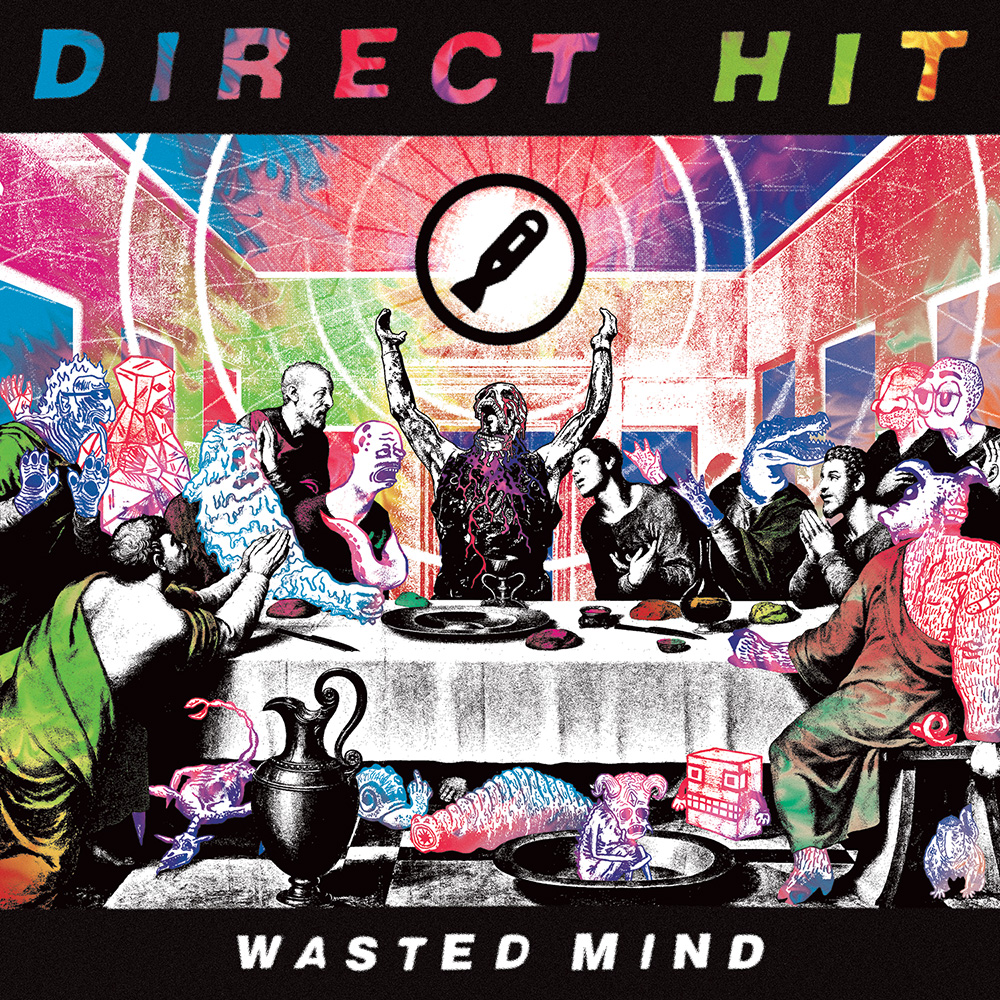 Direct Hit! - Wasted Mind