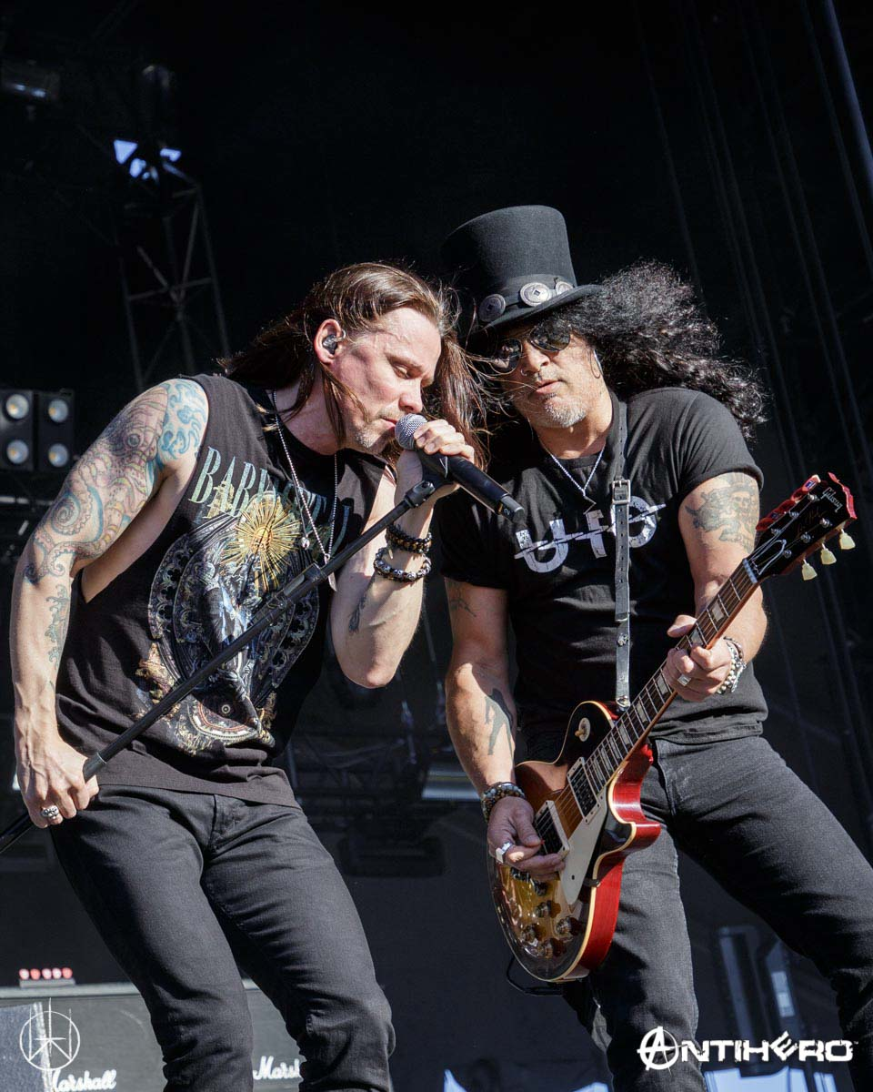 Slash with Myles Kennedy and the Conspirators