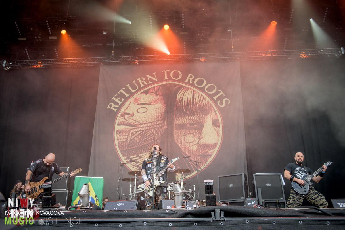 Max & Iggor Cavalera Return to Roots