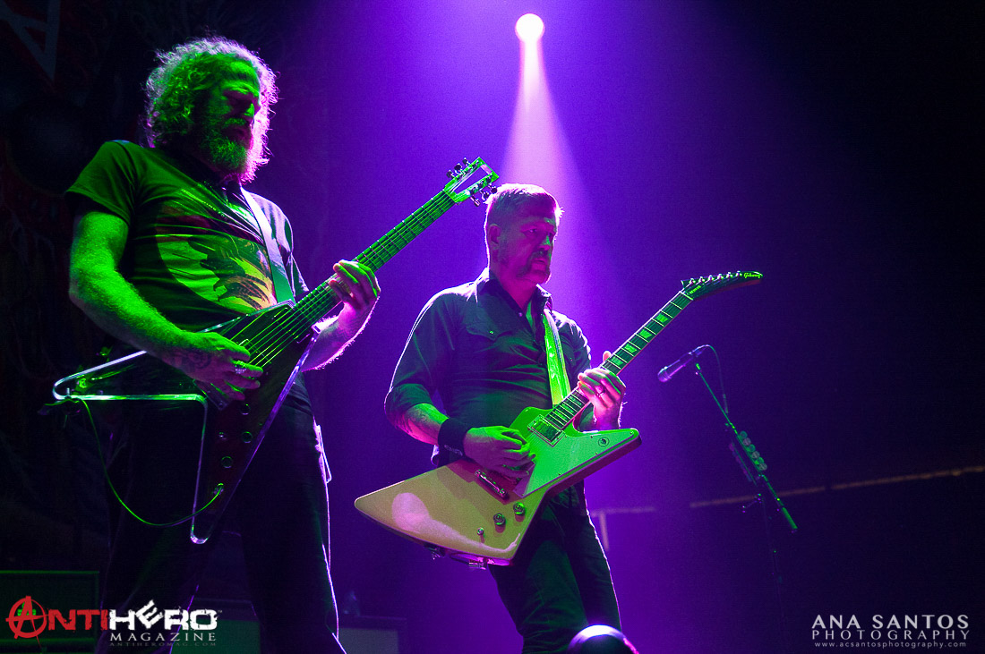 Mastodon || Prudential Center, Newark NJ 11.07.15