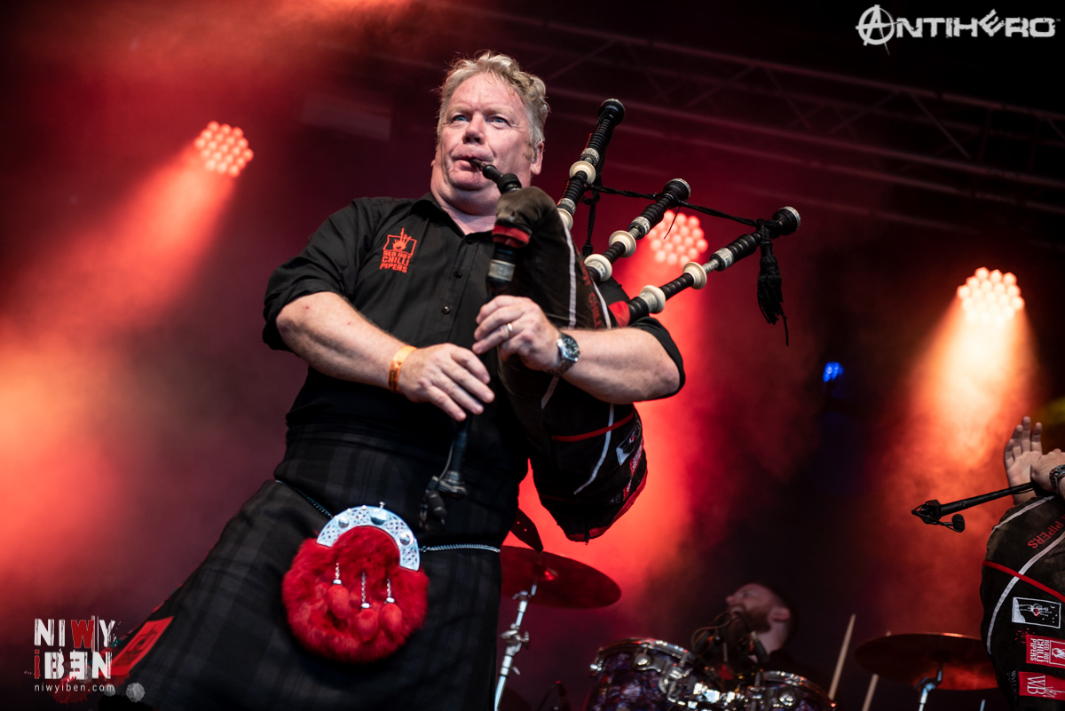 Red Hot Chilli Pipers