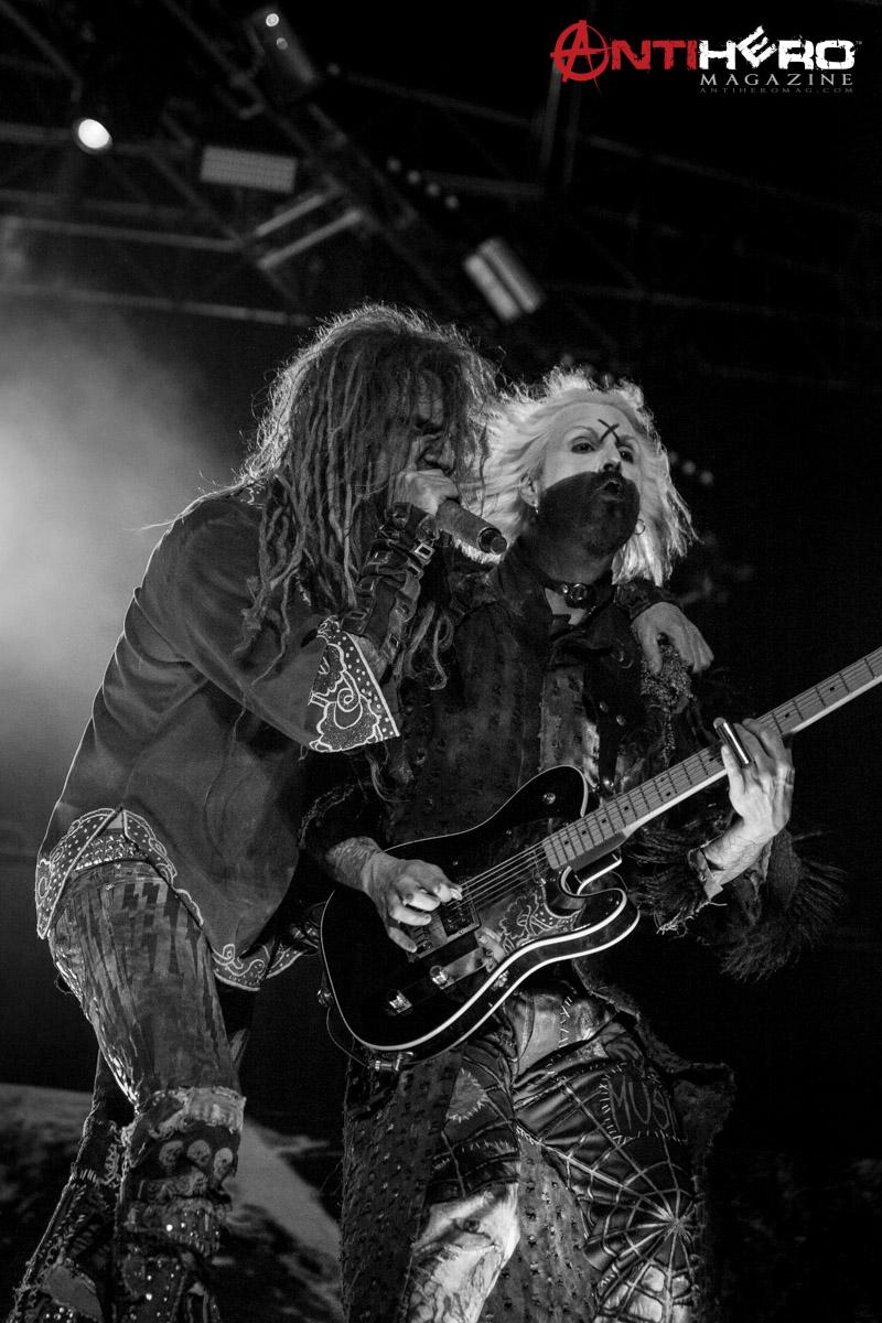 Rob Zombie & John 5