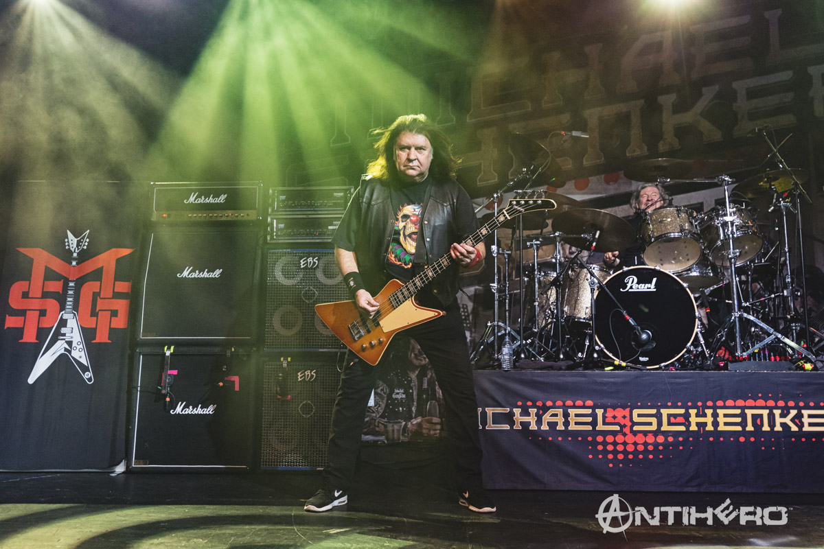 Michael Schenker Fest - Chris Glen
