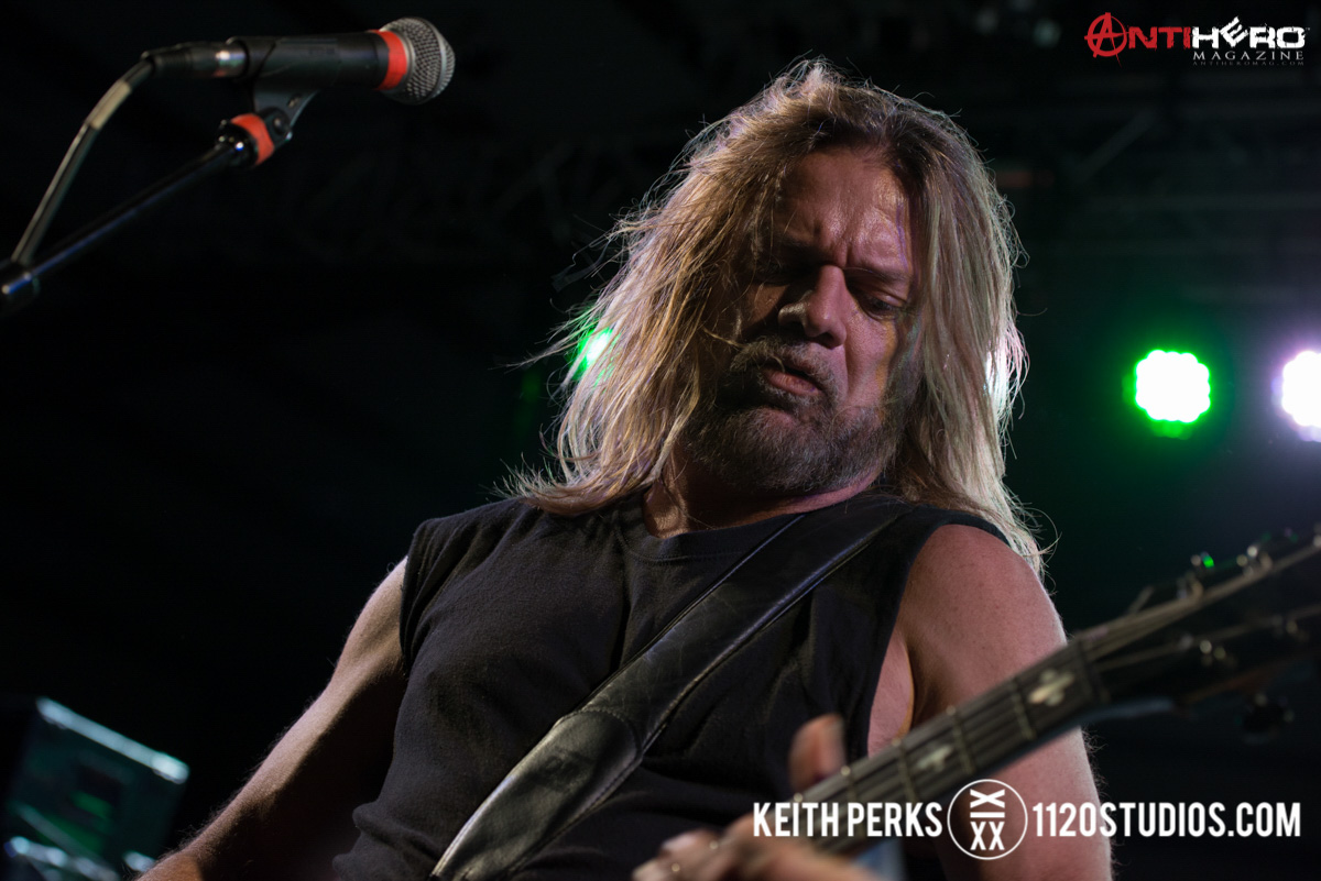 Corrosion of Conformity - Keith Perks