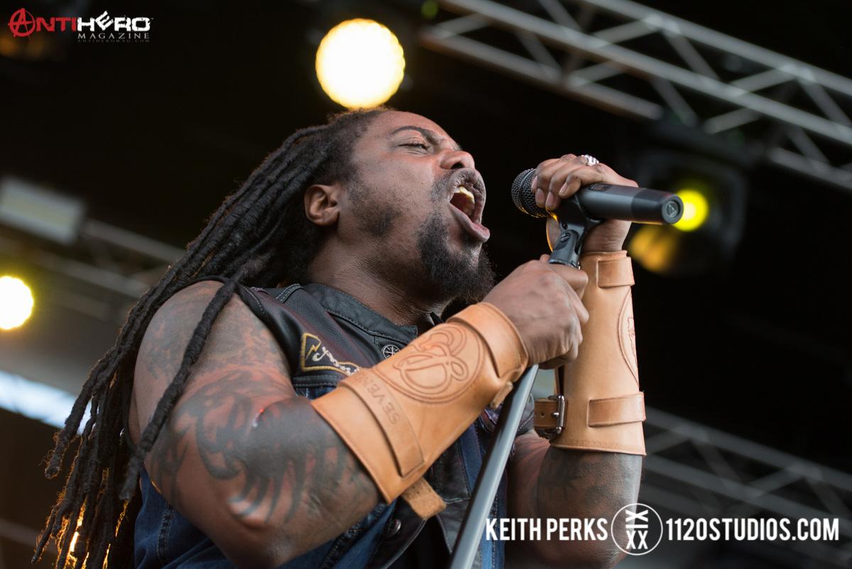 Sevendust - Keith Perks