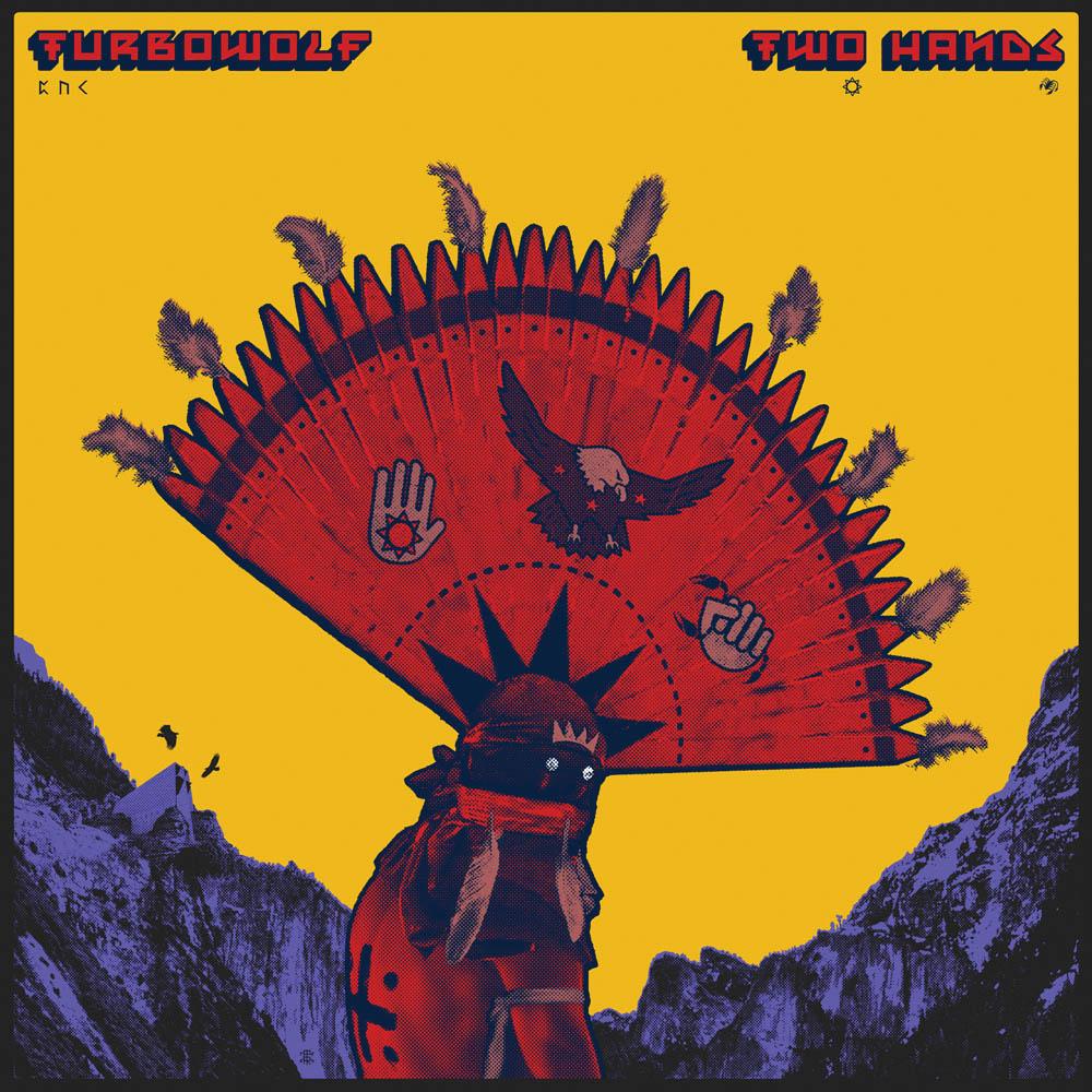 Album Review Turbowolf Two Hands Antihero Magazine