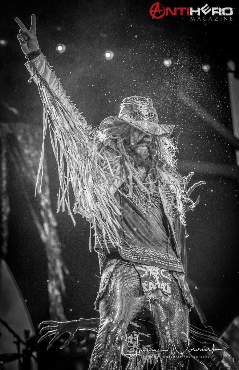 concert photos rob zombie at chicago open air 2017 antihero magazine