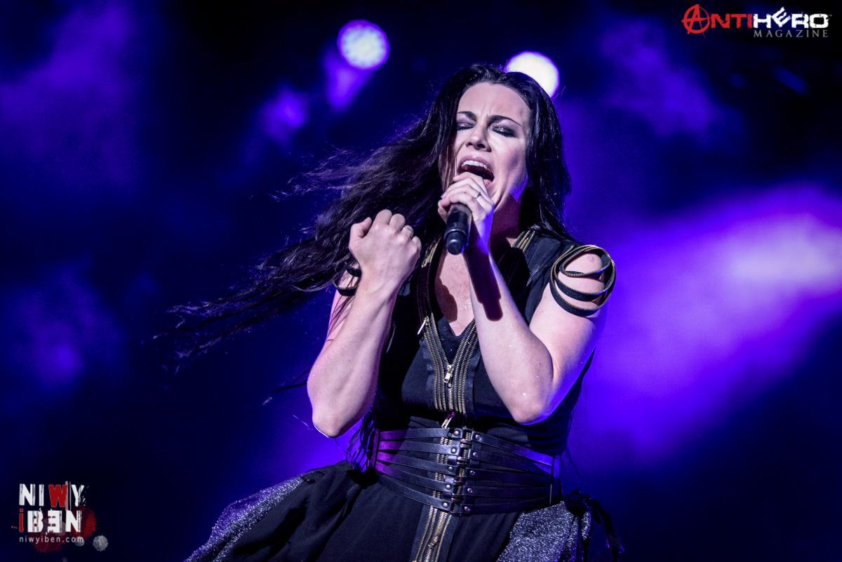 Evanescence Tour Reviews