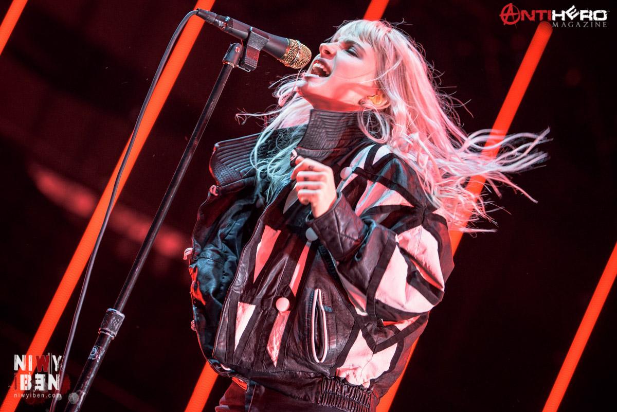 Paramore Tour 2017 Paramore Tour