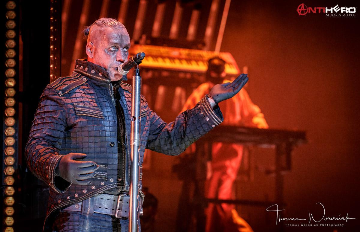 Rammstein Tour
