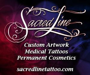 Sacred Line Tattoo
