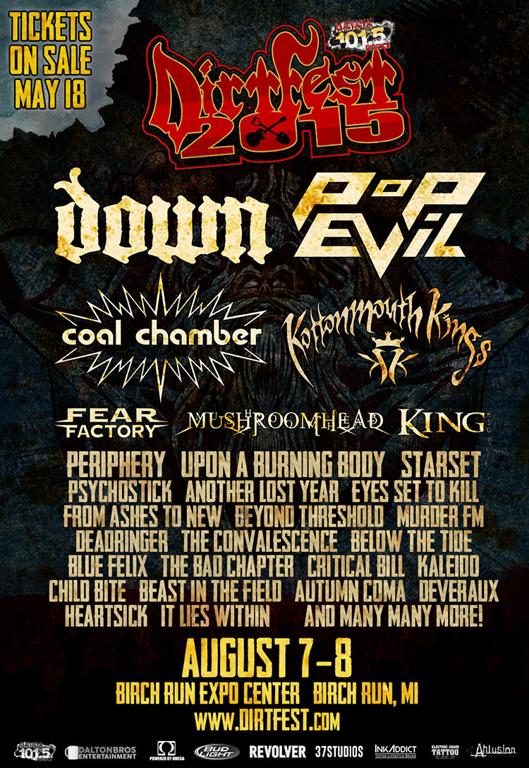 Dirt Fest 2015