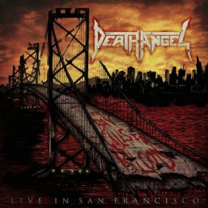 Death Angel - The Bay Calls For Blood - Live In San Francisco - Artwork