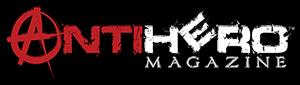 Antihero Magazine Logo