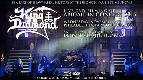 king-diamond-abigail-dvd