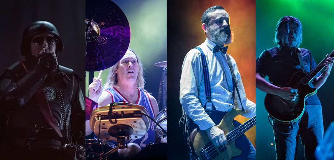 Tool News Toolband Com >> Concert Review: TOOL at the Sprint Center in Kansas City ...