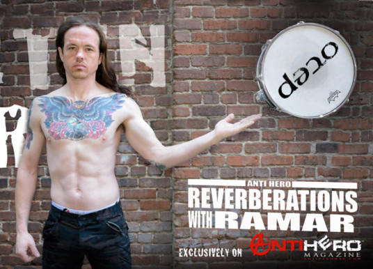 Reverberations with Ramar: Justin Kier of OTEP