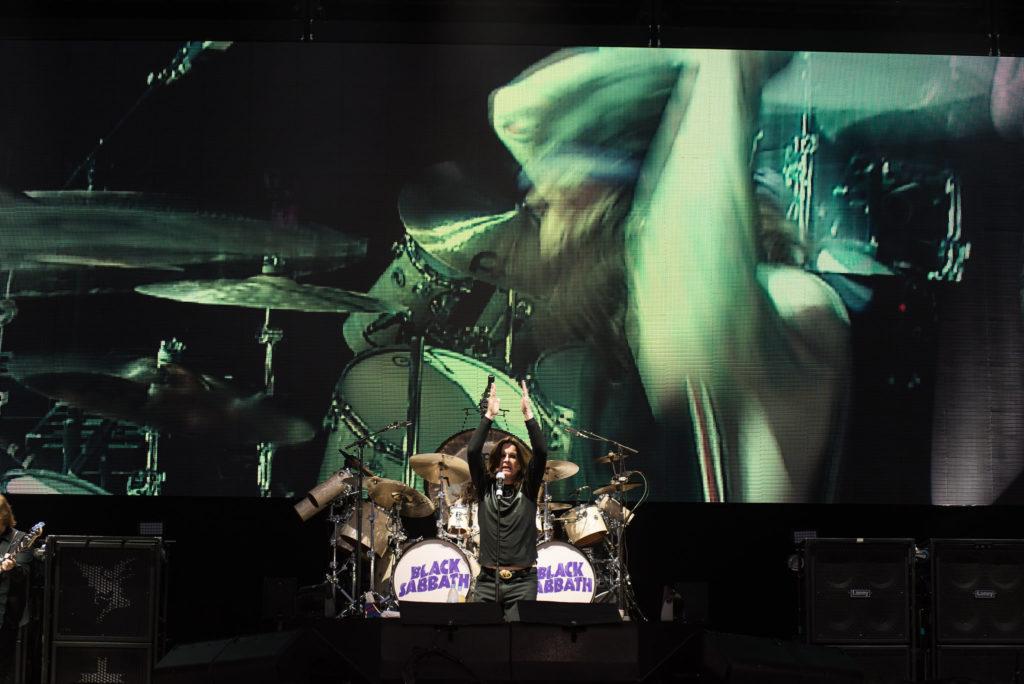 Ben Gibson - Black Sabbath