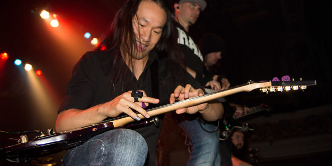 Dragonforce - Herman Li