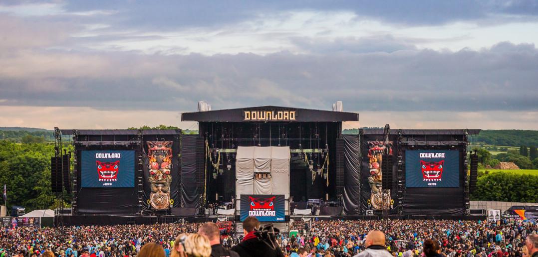 Kennerdeigh Scott - Download Festival 2016