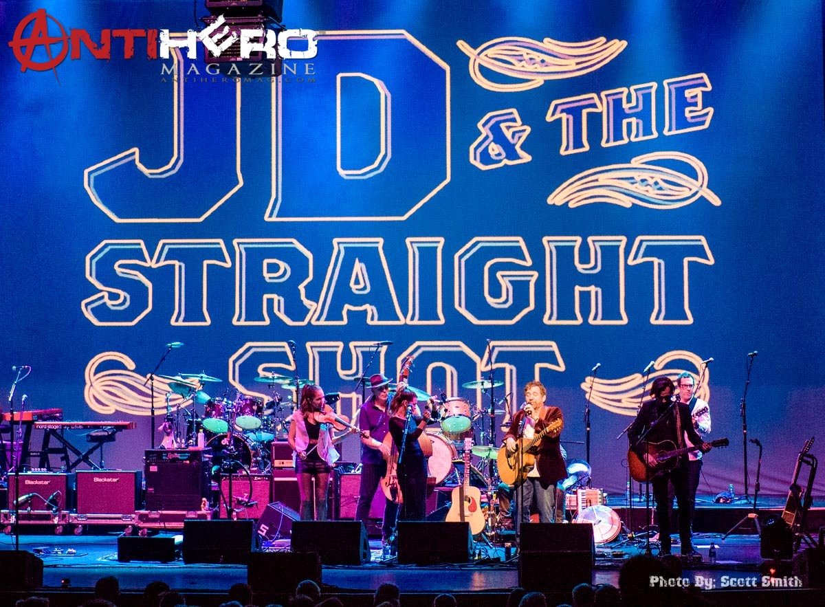 JD and The Straight Shot
