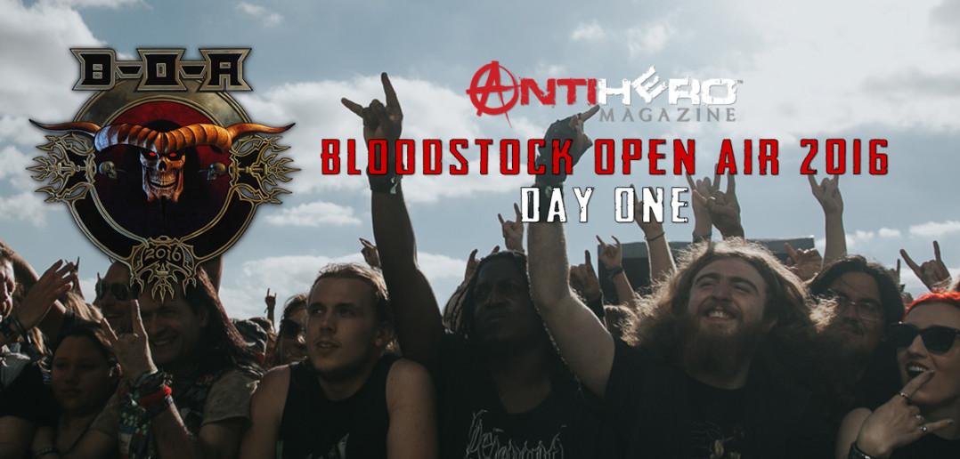 Bloodstock Open Air