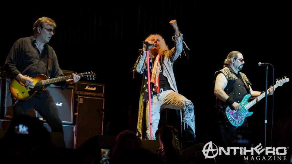 Twisted Sister - Rocklahoma 2014 Photo: Thomas Woroniak