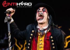 Concert Photos: AVATAR at Rock Allegiance 2016