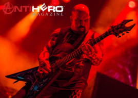 Concert Photos: SLAYER at Rock Allegiance 2016