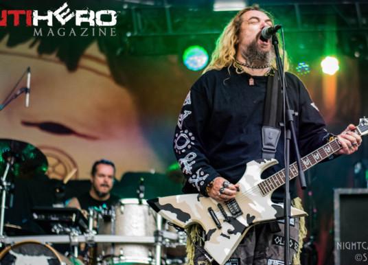 Concert Photos: MAX & IGGOR CAVALERA at Rock Allegiance 2016