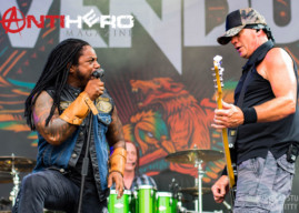 Concert Photos: SEVENDUST at Rock Allegiance 2016