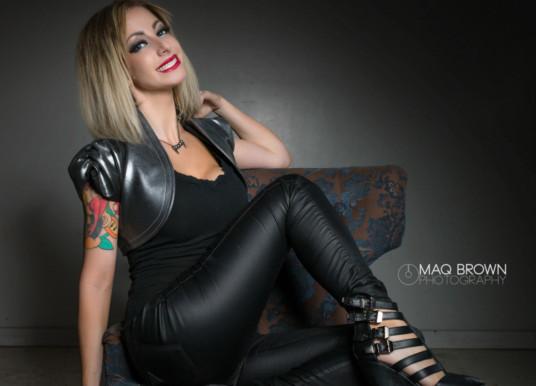 Femme Fatale: December 2016 – ANGIE STARR