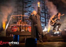 Concert Photos: DISTURBED at Manchester Arena