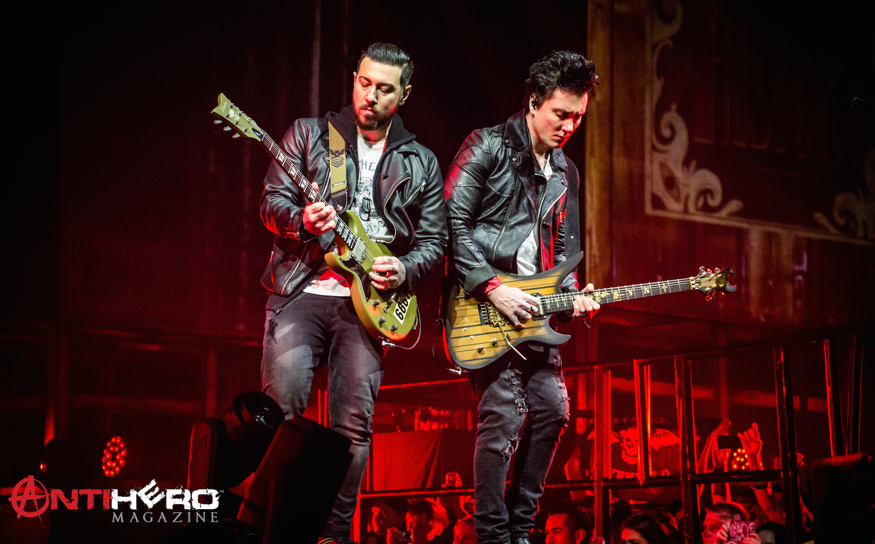 Concert Review: AVENGED SEVENFOLD with DISTURBED and IN ...