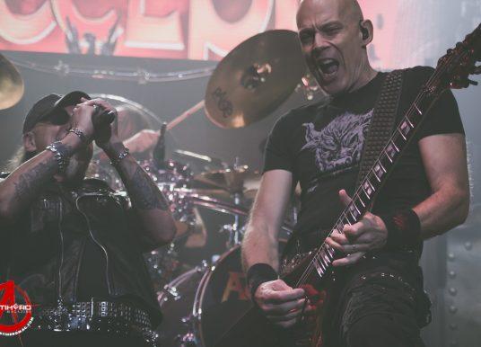 Concert Photos: ACCEPT at the Manchester Apollo