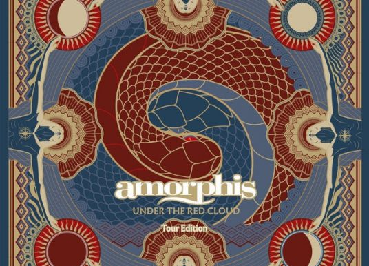AMORPHIS | New Trailer for 'Under The Red Cloud' Tour Edition Launched