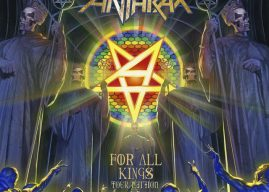 ANTHRAX | Scott Ian Invites Fans to the European Headline Shows