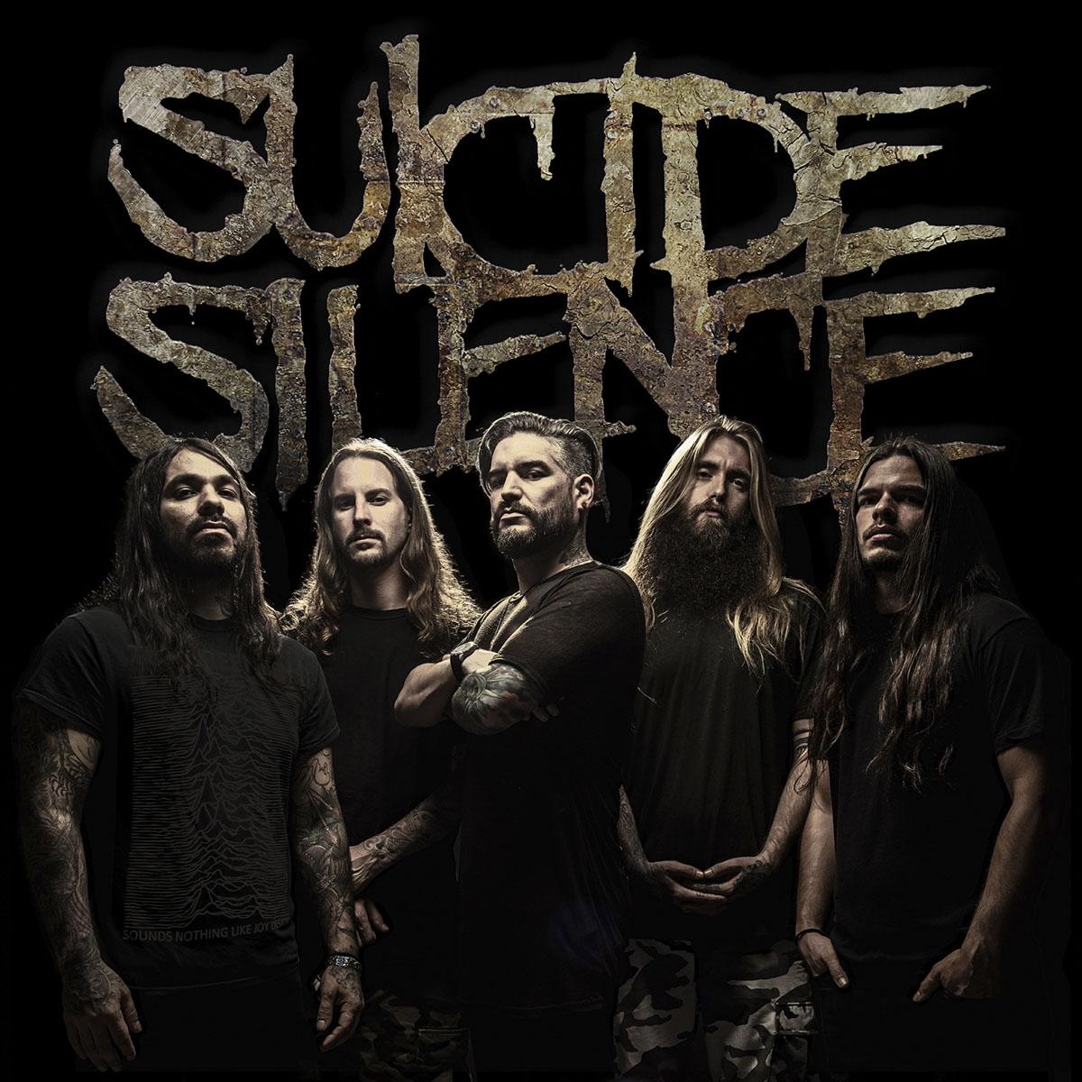 Suicide Silence - Suicide Silence - Artwork