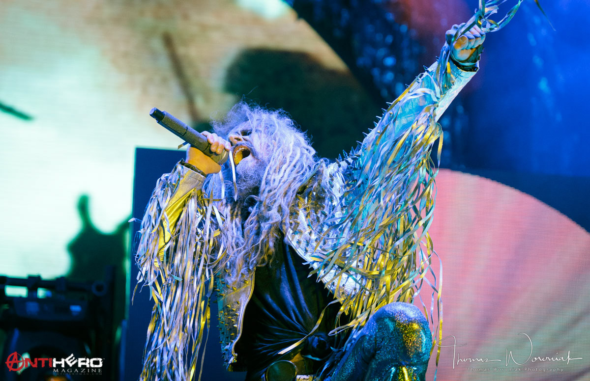 Concert Photos Rob Zombie At Louder Than Life 2017