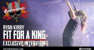 Ryan Kirby - FIT FOR A KING