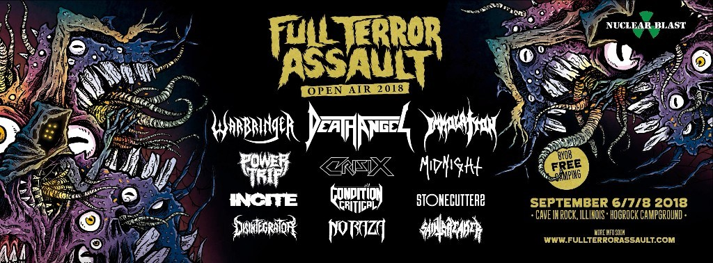 Full Terror Assault Fest