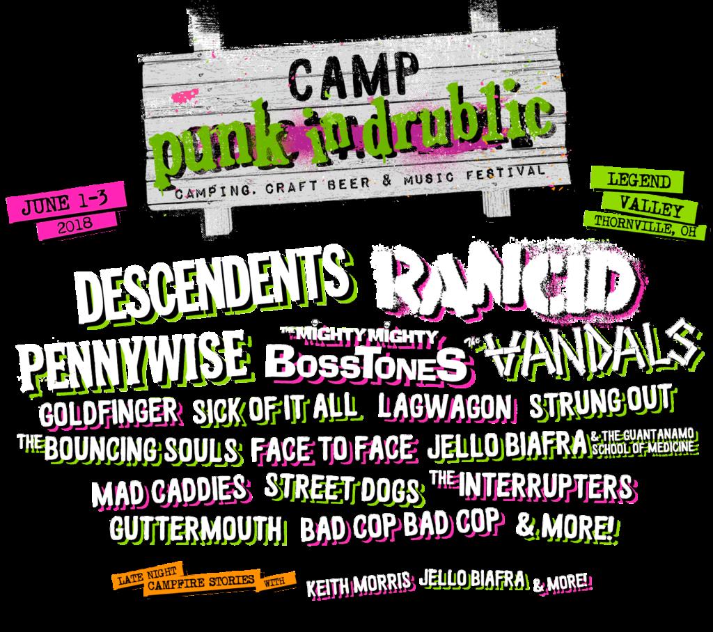 Camp Punk In Drublic