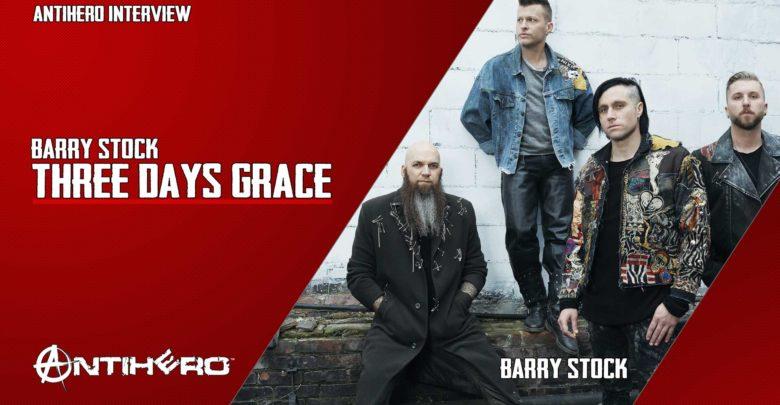 Barry Stock