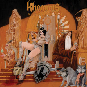 Khemmis – Desolation