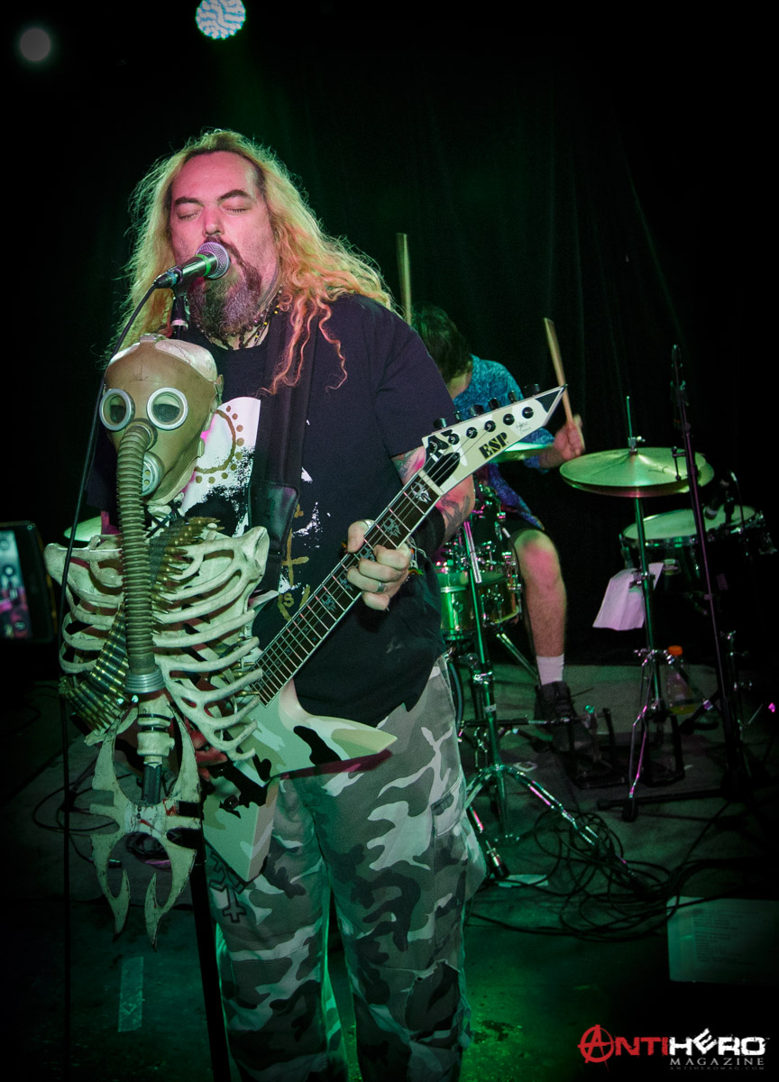 Concert Review: SOULFLY at the Riot Room in Kansas City | Antihero ...