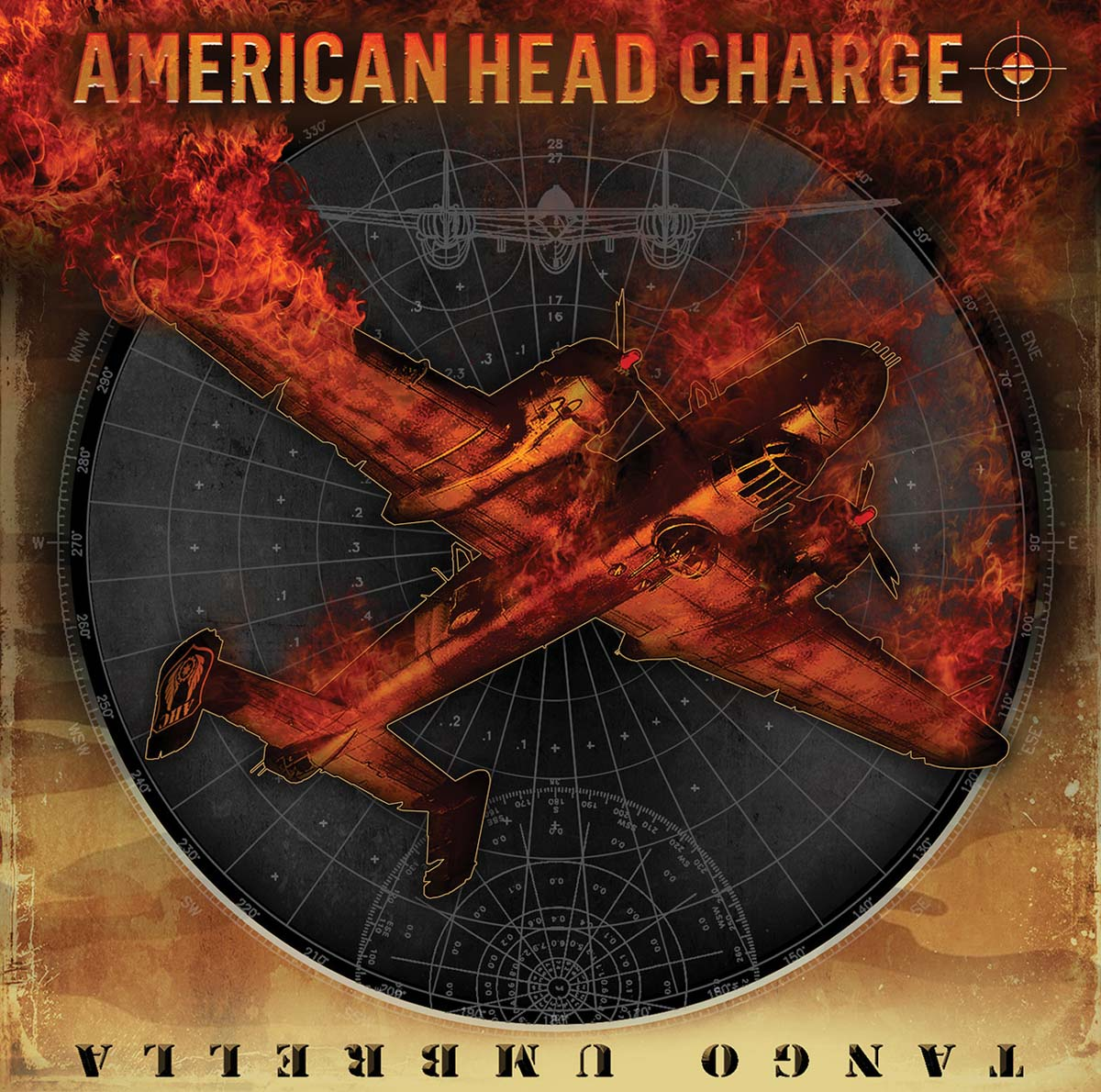 American Head Charge - Tango Umbrella