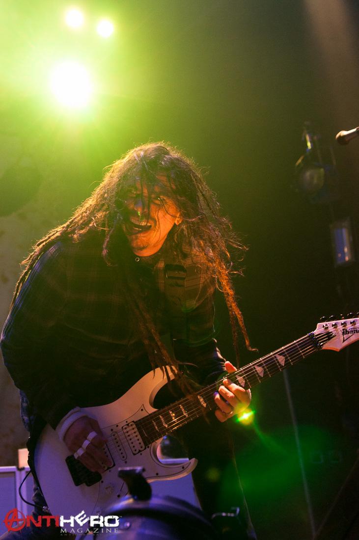 Korn || The Wellmont Theater, Montclair NJ 10.06.15