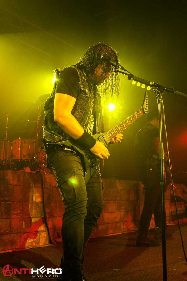 Trivium    Starland Ballroom, Sayreville NJ 09.23.15